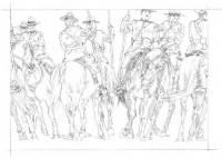Ride XVI - Sketch