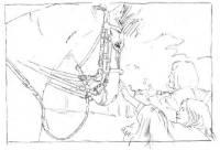 Ride IX - Sketch